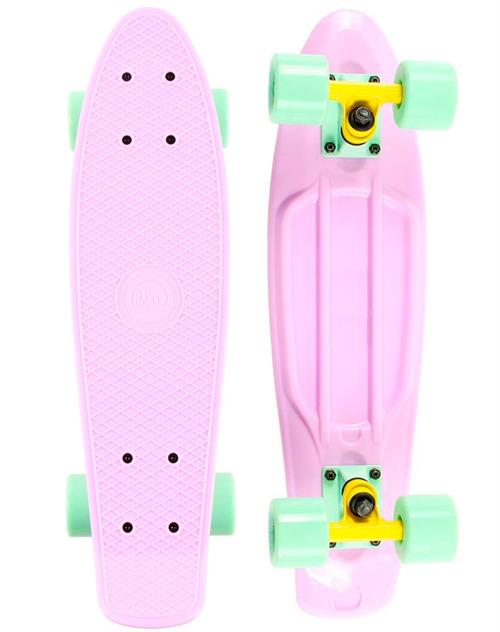 Naked Organic Lillac Deluxe Skateboard