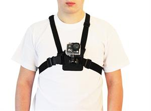Chest Strap / Chesty (Chest Harness) to GoPro