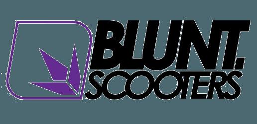 blunt scooter logo - 516×250