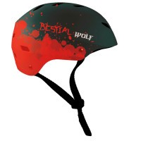 Bestial Wolf Shell Helmet