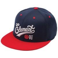 Element Cap Blue/Red