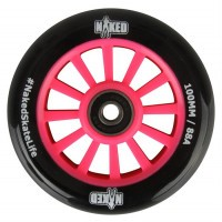 Naked Nylon Core Wheel 100mm