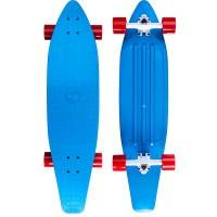 """NKD Classic Surfers Longboard 38"""" Blue"""