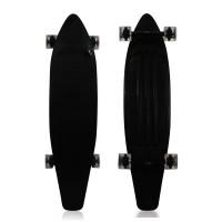 """NKD Classic Surfers Longboard 38"""" Black"""