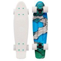 "Penny Undulations Skateboard 22"""