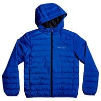 Quiksilver Scaly Hooded Puffer Youth Jacket