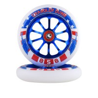 858 Slik Riks Chandler Dunn Wheel
