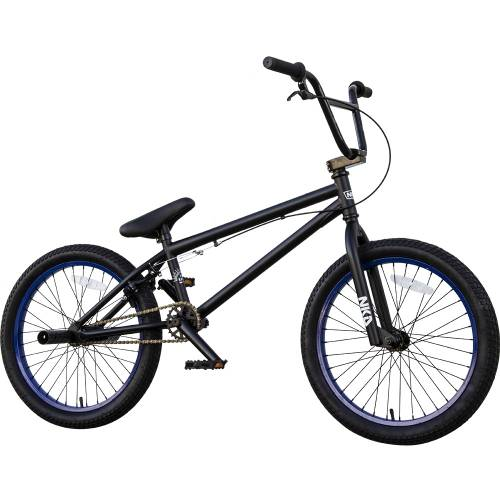 NKD Top Notch?! Freestyle BMX