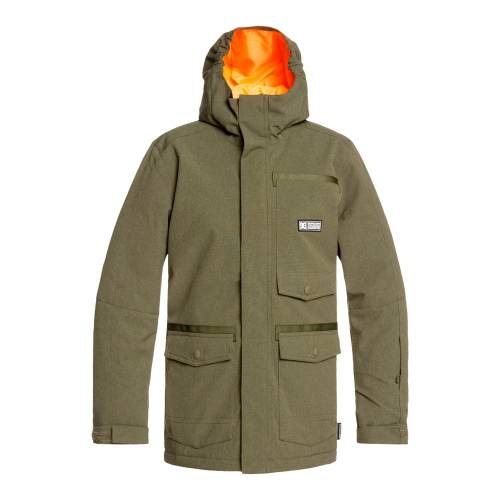 DC Servo Youth Snow Jacket