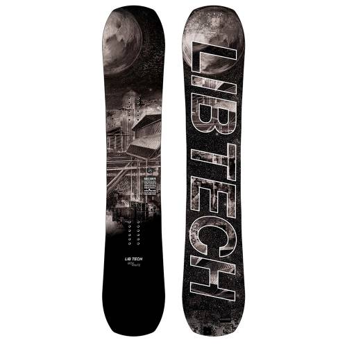 LIB Box Knife Snowboard