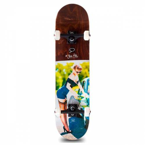 Miller Division Fairline Skateboard