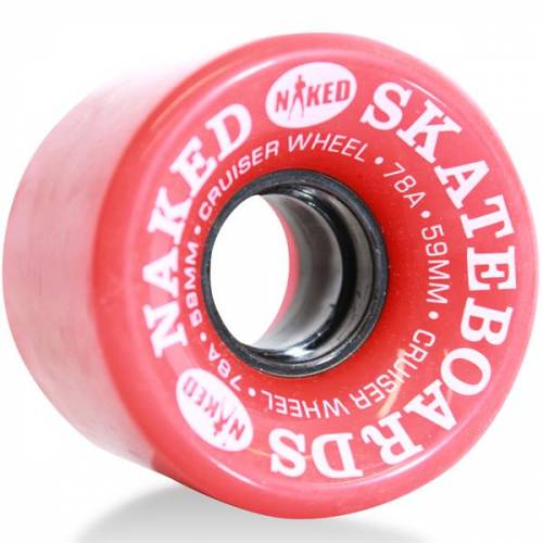 Naked Deluxe 59mm 78A - 1 pcs.