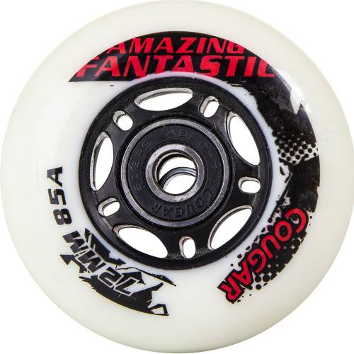 Cougar Fantastic Inline Skates Wheel