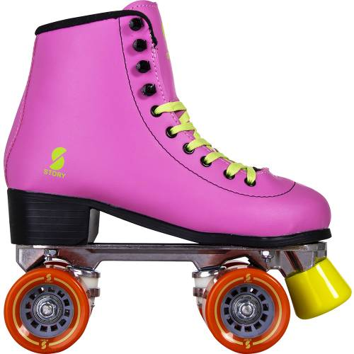 Story Grease side-by-side Skates