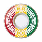 Element Rasta 53MM Skateboard Wheels